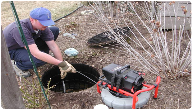 Septic Tank Inspection